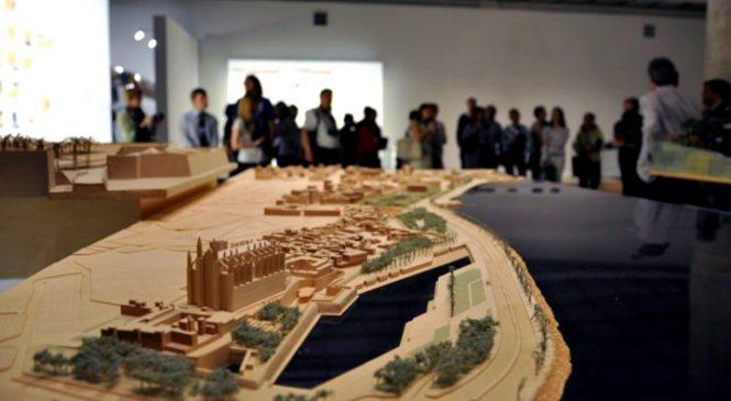 Выставка архитектуры и дизайна «Арх Москва» в ЦДХ