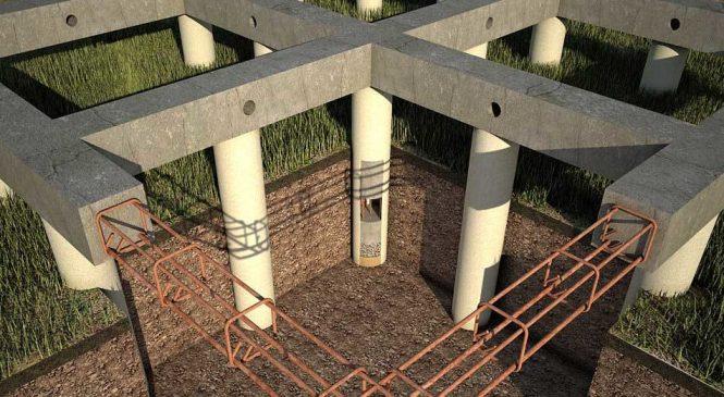 Фундаменты здания — контроль конструкции здания
