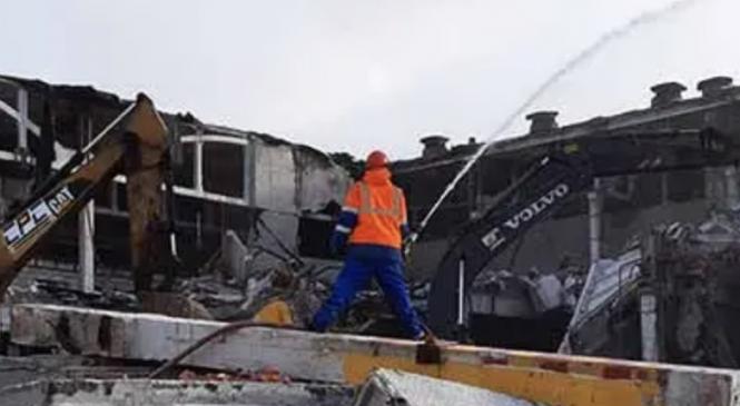 Снос и демонтаж зданий