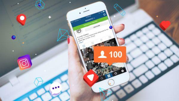 Продвижение магазина в Instagram