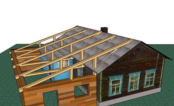 Реконструкция и перестройка домов