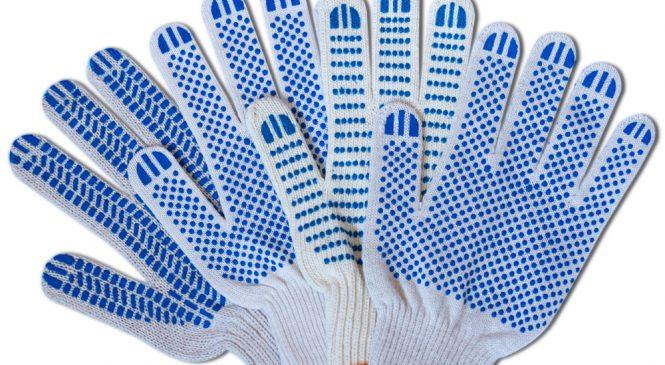 О выборе рабочих перчаток: что нужно принимать в учет