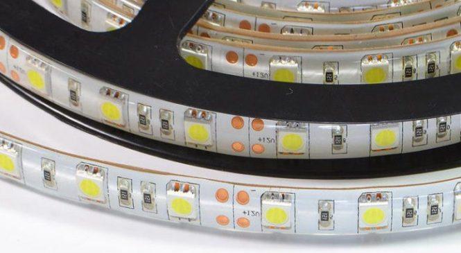 Характеристика и виды светодиодных лент