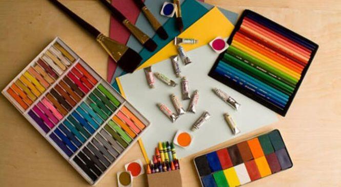 7 художественных принадлежностей, которые должен иметь каждый художник