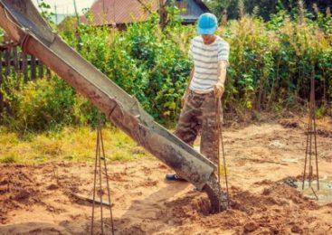 Как осуществляется бетонирование свай
