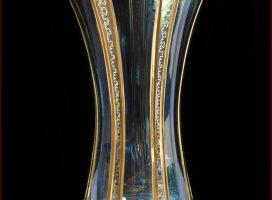 Vases for flowers in Aleks-Crystal.com — bohemia cut crystal E-shop